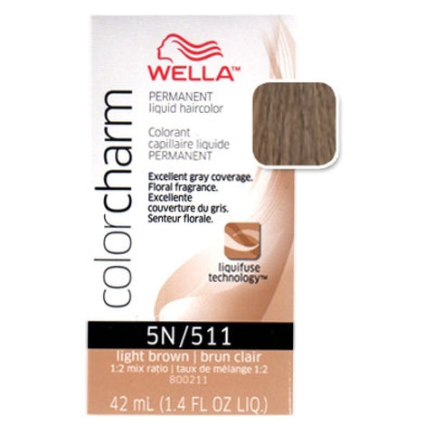 WELLA C/C 511 LIGHT BROWN