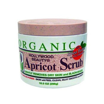 HOLLYWOOD APRICOT SCRUB 10.5OZ