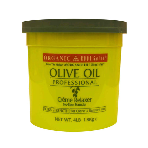 ORGANIC OLIVE RELAXER EXTR 4LB