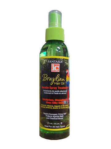 IC BRAZILIAN HAIR OIL SPRAY