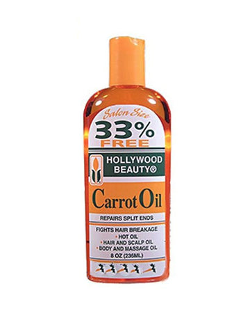 HOLLYWOOD CARROT OIL 8OZ