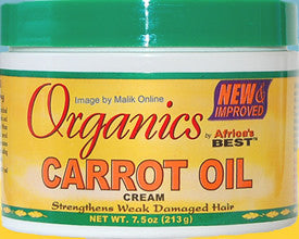 AFRICA'S BEST CARROT OIL CREAM