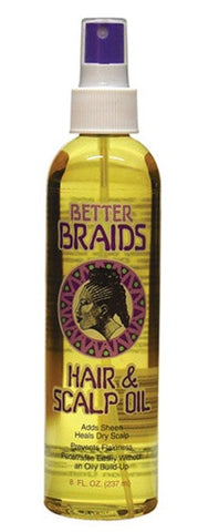 BETTER BRAIDS SCALP OIL