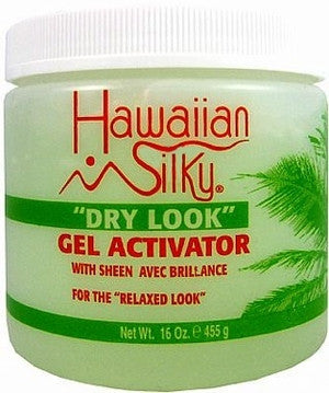 HAWAIIAN SILKY DRYLOOK GEL ACT