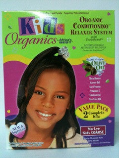 AFRICA'S BEST KIDS TWIN KIT CO