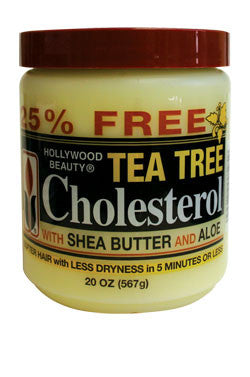 HOLLYWOOD TEATREE CHOLEST 20OZ