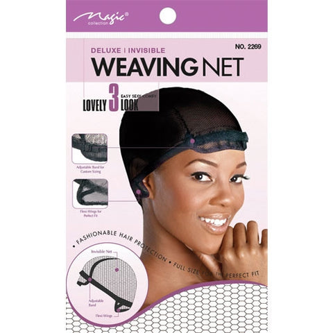 ADJUSTABLE WEAVING NET
