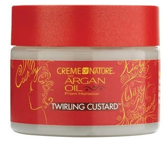 CREMEOFNAT ARGAN CURLS CUSTARD