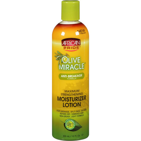AFRICAN PRI OLIVE LOTION 12OZ