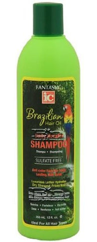 IC BRAZILIAN  SHAMPOO 12OZ
