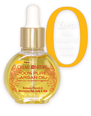 CREMEOFNAT ARGAN OIL 100% PURE
