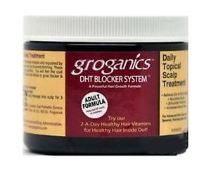 GROGANICS DAILY TOPICAL SCALP