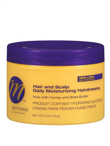 MOTIONS MOISTURIZING HAIRDRESS