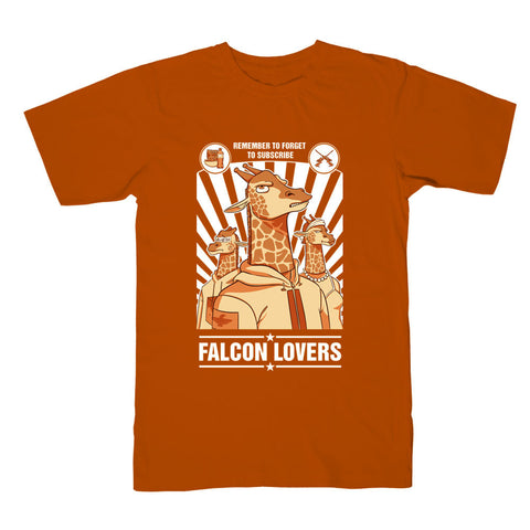 Falcon Lovers Tee - LIMITED EDITION