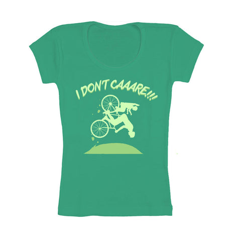 I Don't Caaare! Women's Tee