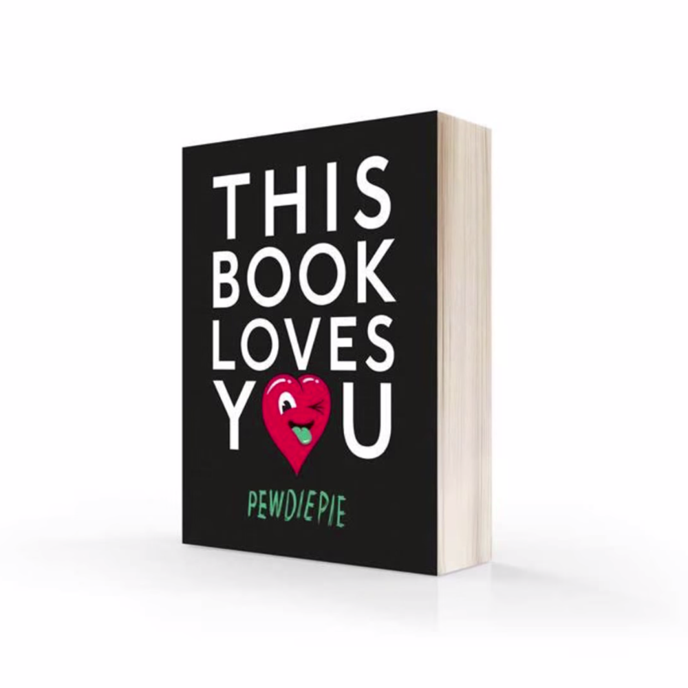 Pewdiepie - This Book Loves You