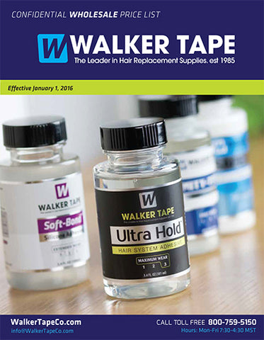 Walker Tape Catalog Spanish