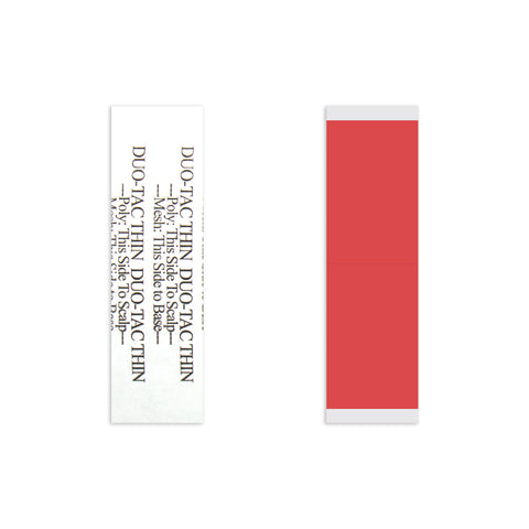 Duo-Tac Tape Straight Strips (Thin)