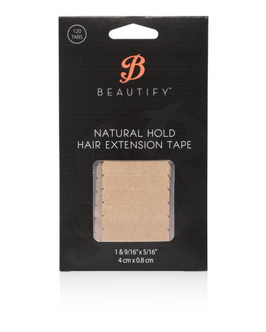 Beautify Natural Hold Extension Tape Tabs