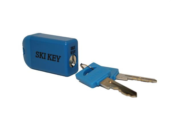 Ski & Snowboard Lock - Family Pack (Same Key)