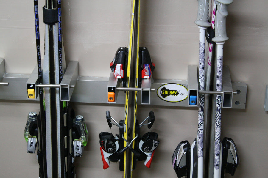 Wall Rack- Skis Only