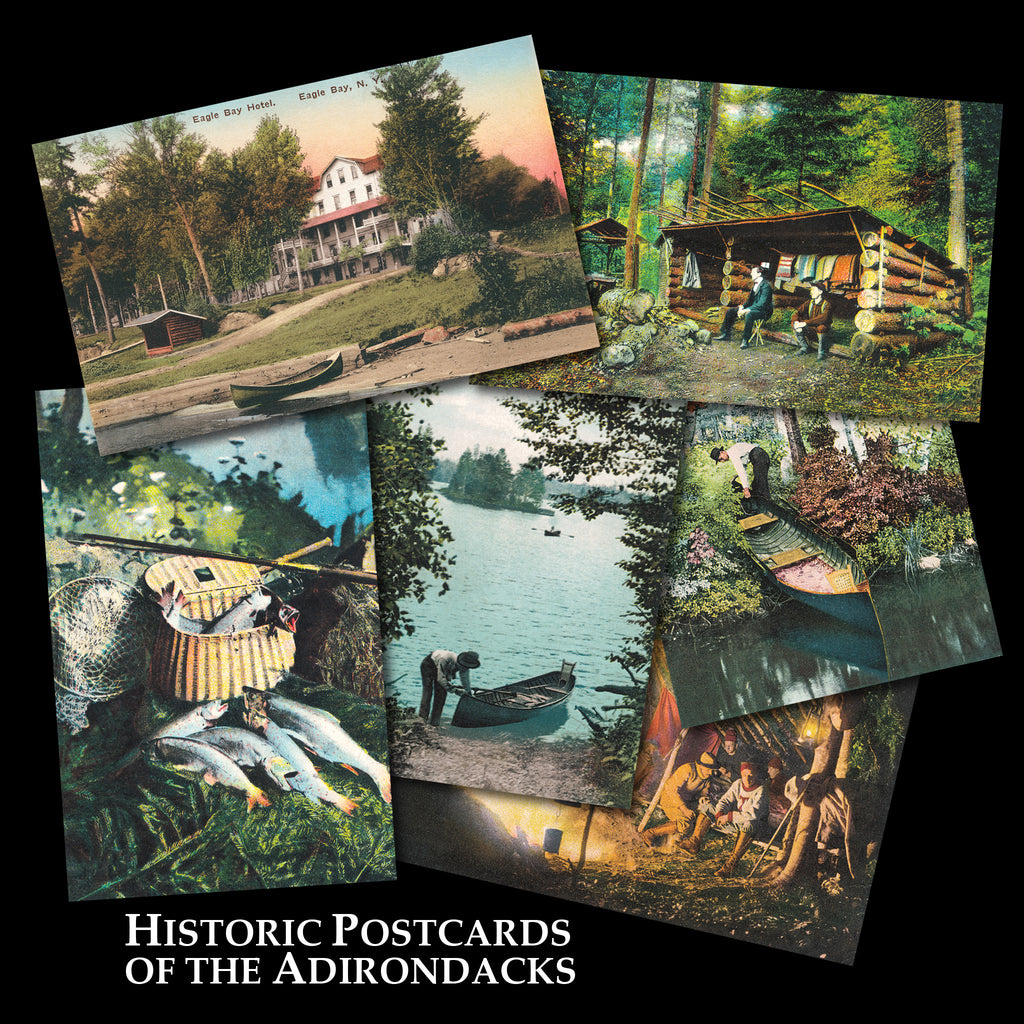Historic Postcards of the Adirondacks