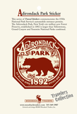 Adirondack Park Bear Sticker SALE
