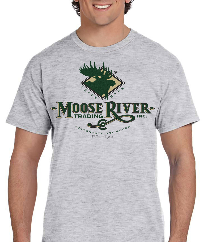 Moose River Trading Co. Logo