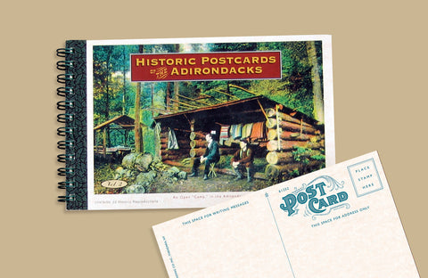 Historic Postcards of the Adirondacks – Volume 2