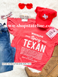Whatalove Spicy Texan - Unisex tee