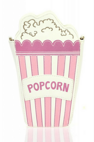 Double Feature Popcorn Purse