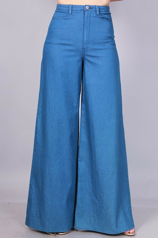 Adelyn Denim Trousers