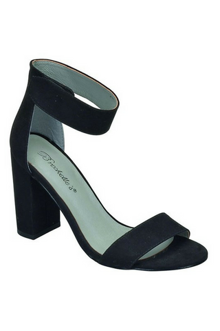 Aniston Heel - Black