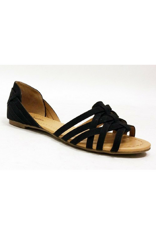 Bailey Flats - Black