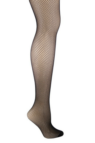Fishnet Stocking - Black