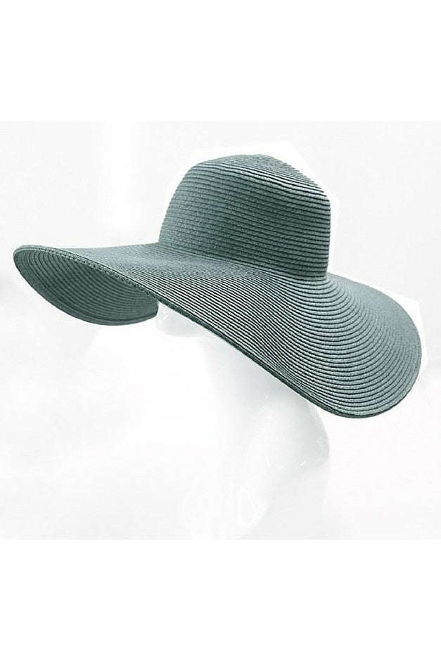 Patio Party Floppy Hat - Khaki