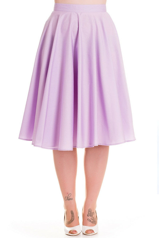 Lady Lavender Skirt