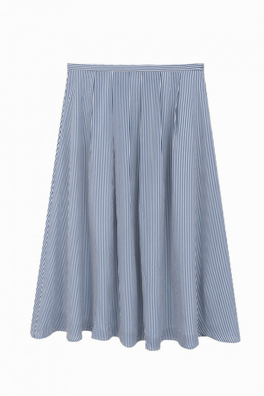 Esther Striped Skirt