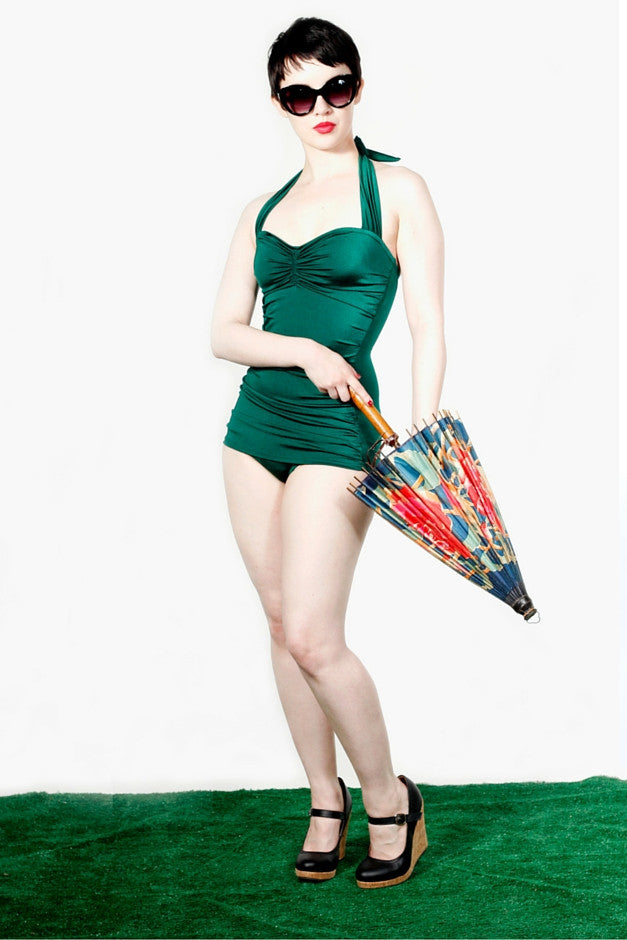 Emerald City Bathing Suit