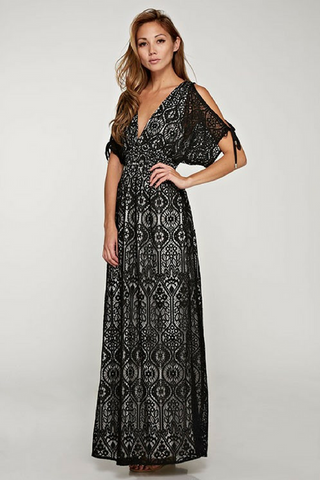 Tarot Maxi Dress