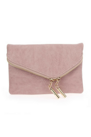 Night Out Clutch - Mauve