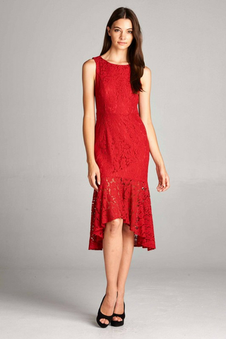 Ana Lace Dress