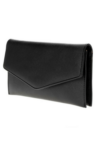 Cocktail Hour Clutch - Black