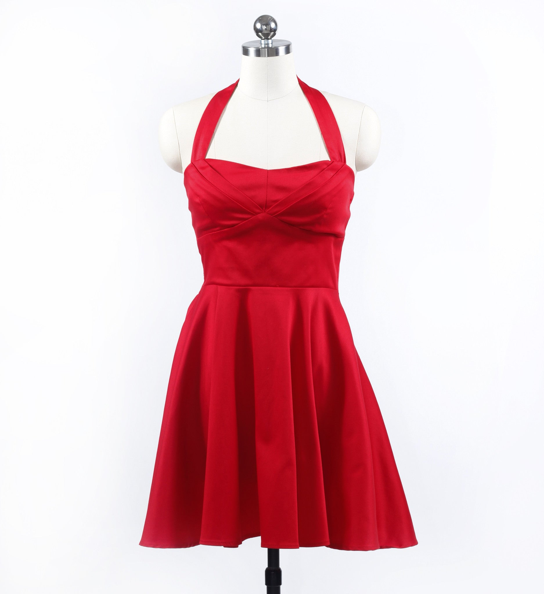 Grable Mini Dress - Red