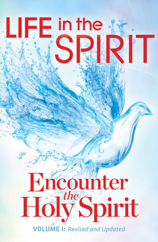 40 Days with the Holy Spirit + Holy Spirit Series (2 each)
