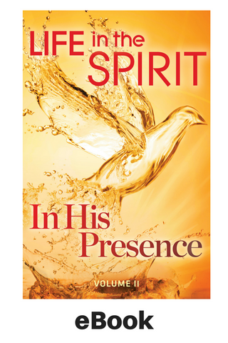 eBook - Life In The Spirit Vol II: In His Presence