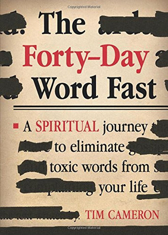40 Day Word Fast