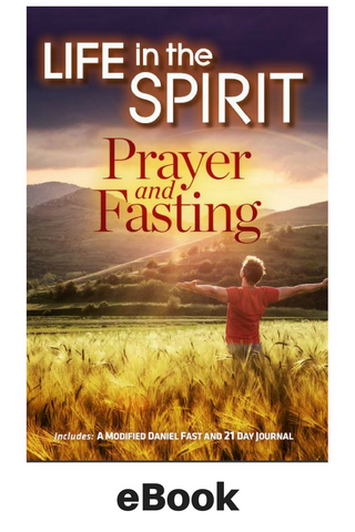 eBook - Life in the Spirit: Prayer & Fasting (Church and Association Licensee)