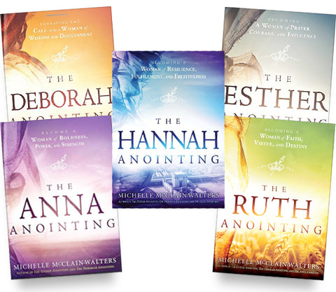 Anointing Gift Bundle