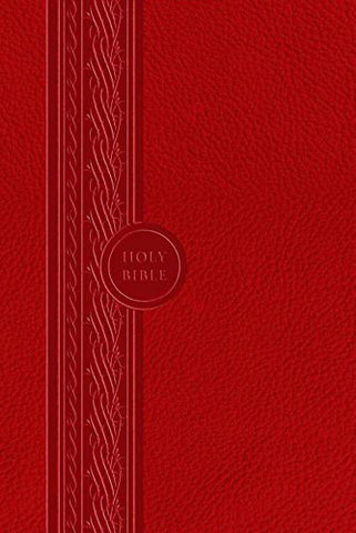 MEV Thinline Bible - Cranberry - Flex Cover